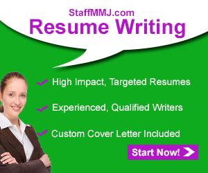 staff mmj resumes