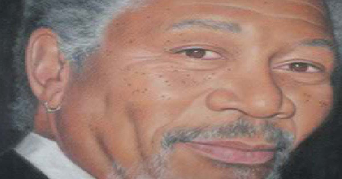 Morgan Freeman cannabis