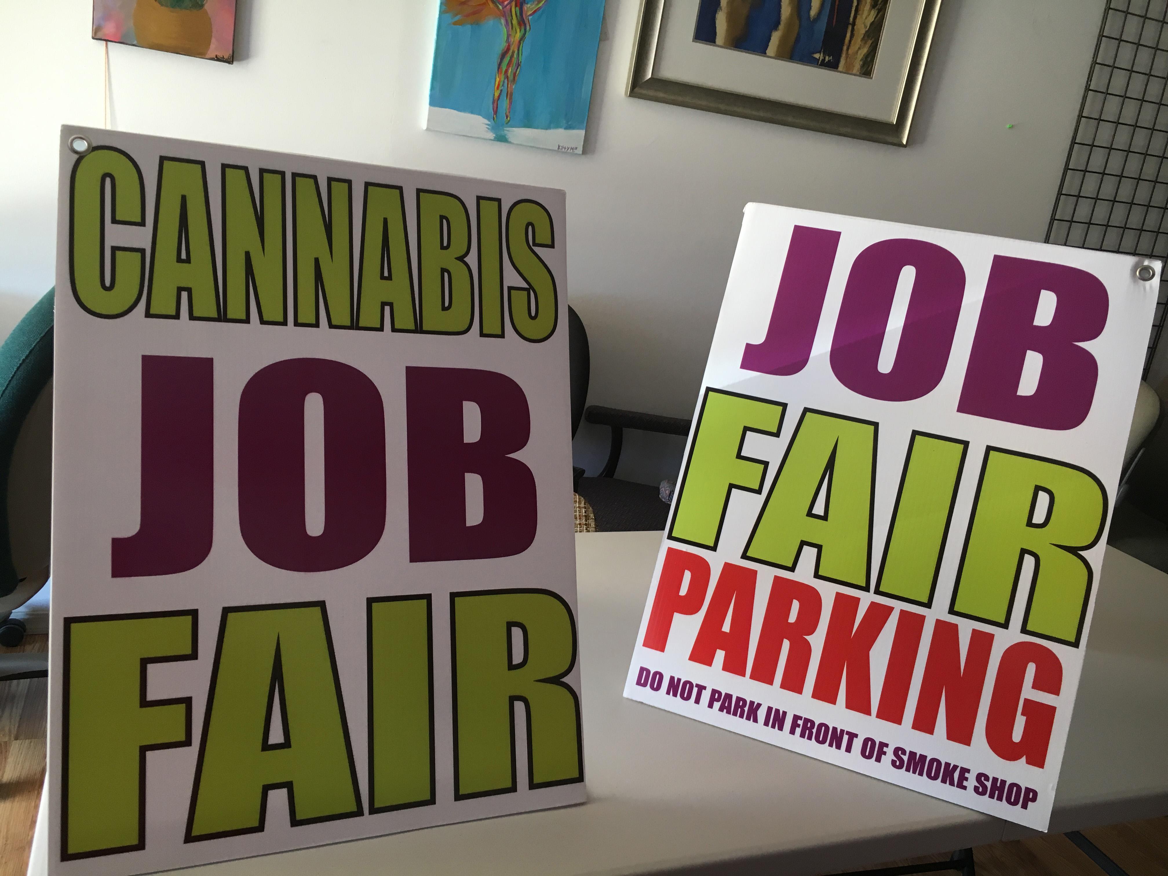 job fair clip