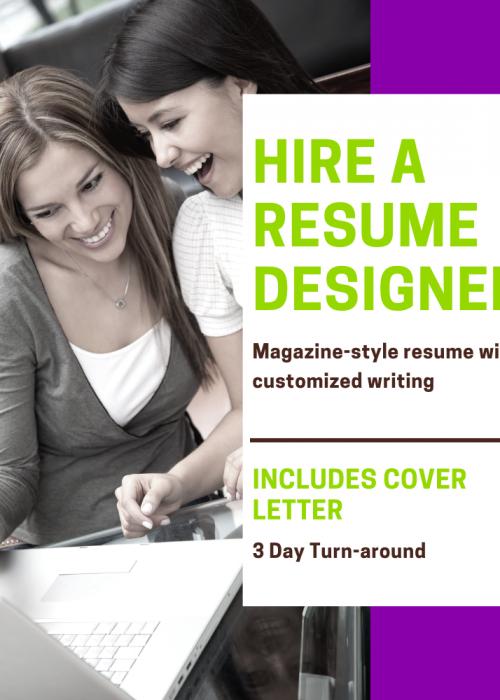 hire a resume designer staffmmj