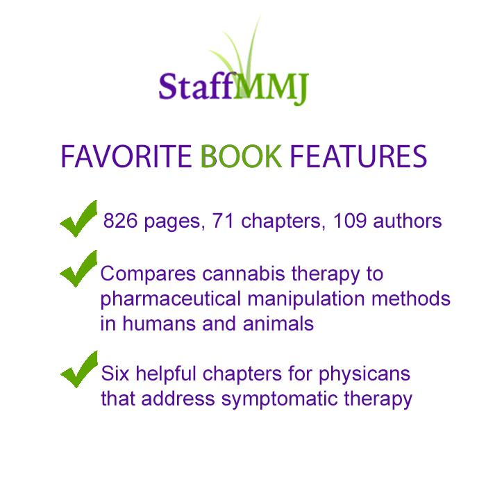 books for cannabis physicians