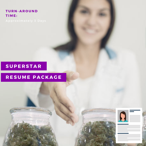 superstar resume package